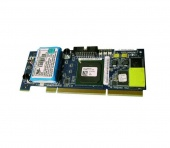 LP9802-F2 Emulex 2GB, 64 bit, 66/100/133 MHz, PCI-X and PCI 2.2 Compatible Fibre Channel Adapter with embedded fibre interface, LC connector